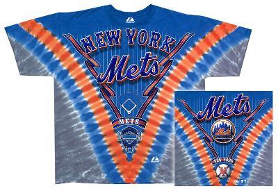 MLB: Mets V-Dye