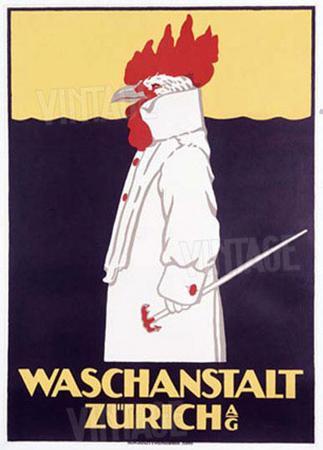 Waschanstalt Zurich