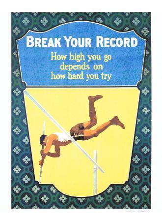 Break Your Record