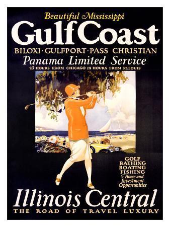 Gulf Coast, Illinois Central