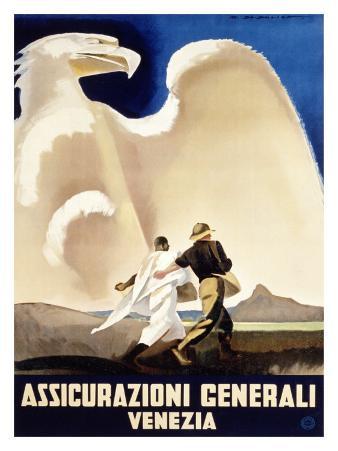 Assicurazioni Generali Venezia, 1936