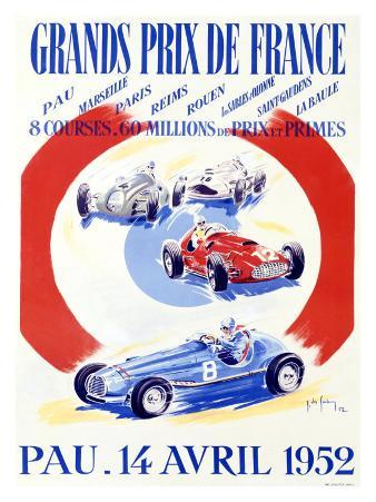 Grands Prix de France