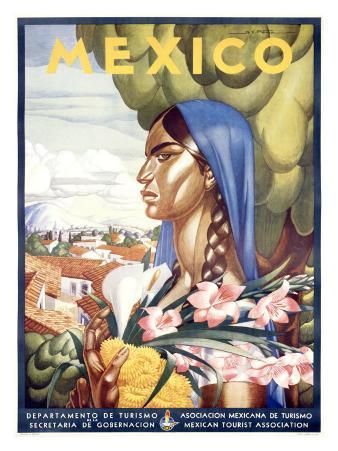 Mexico, Senorita