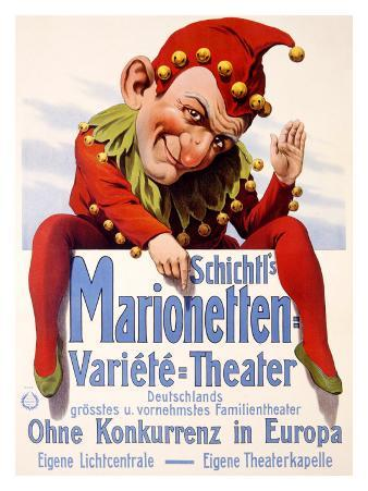 Marionette Puppet Theater
