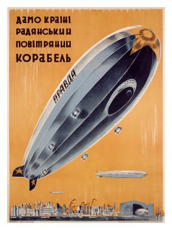 Russian Dirigible