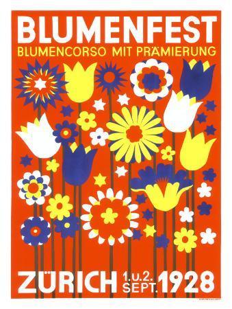 Bloomfest Zurich