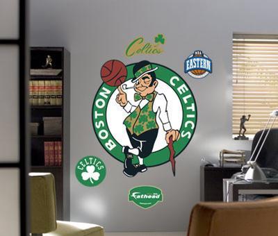 Celtics Logo -Fathead