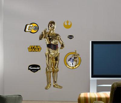C-3PO -Fathead