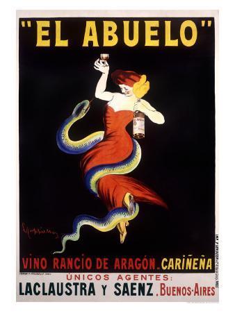 El Abuelo, Vino Rancio de Aragon