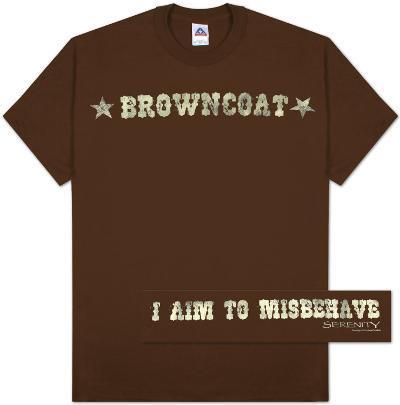 Serenity - Browncoat