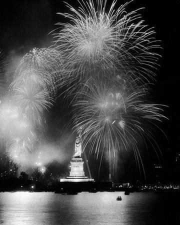 Statue of Liberty- Bicenntenial Celebration