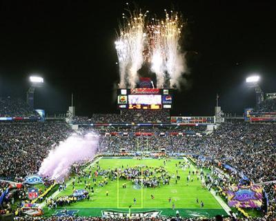 Alltel Stadium, Jacksonville, FL  - Super Bowl XXXIX