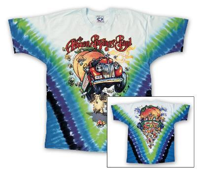 Allman Brothers Band - Mushroom Express