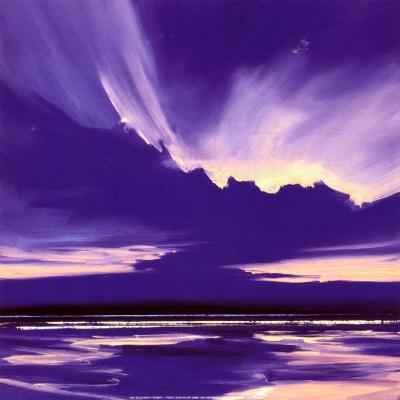 Blue Night I