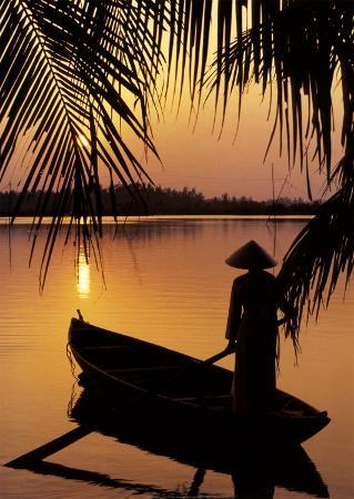 Vietnam, Cantho on the Mekong River