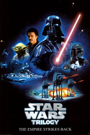 Stars Wars Trilogy- The Empire Strikes Back