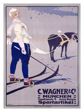 C. Wagner Sportartikel