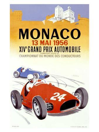 Monaco Grand Prix, 1956