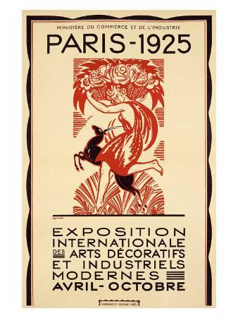Paris Art Exposition, c.1925
