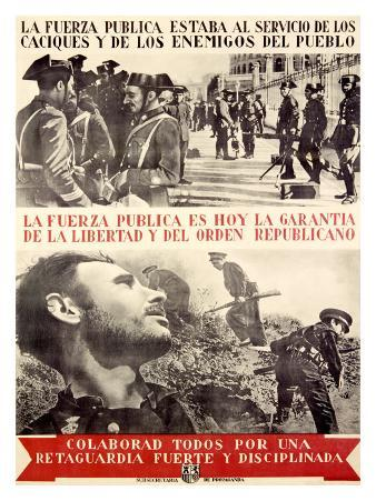 La Fuerza Spanish Revolution
