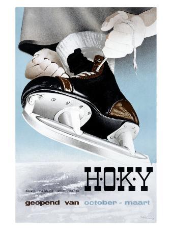 Hoky Ice Skating Shoe Mart