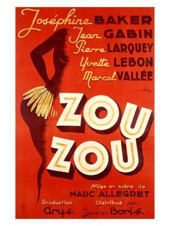 Josephine Baker, Zou Zou