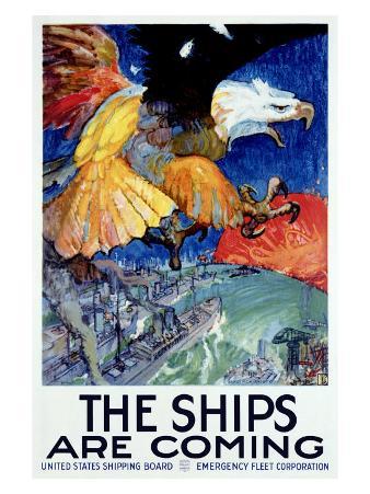 WWII, Merchant Marine Shipping