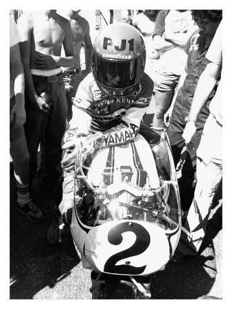 Kenny Roberts, Laguna Seca GP