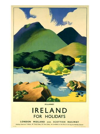 Ireland for Holidays, Killarney