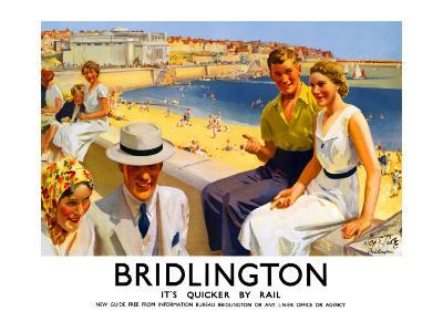 Bridlington, LNER Poster, 1938