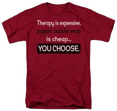Attitude - Therapy Is Expensive