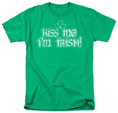 Around the World - Kiss Me I'm Irish