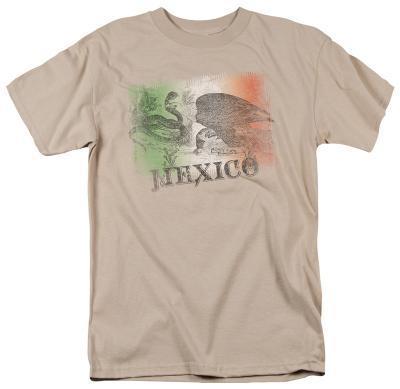 Around the World - Mexico Flag Fade