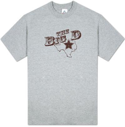Around the World - The Big D