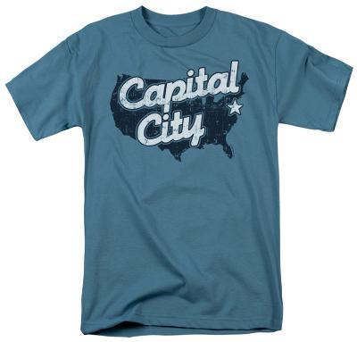Around the World - Capital City