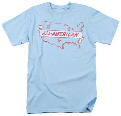 Around the World - All American