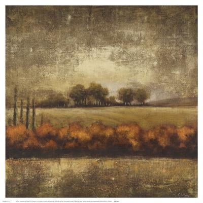 Field at Dawn II