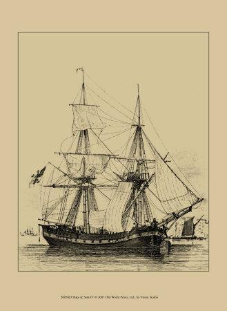 Ships and Sails IV
