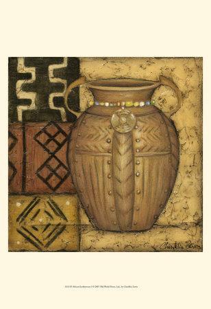 African Earthenware I