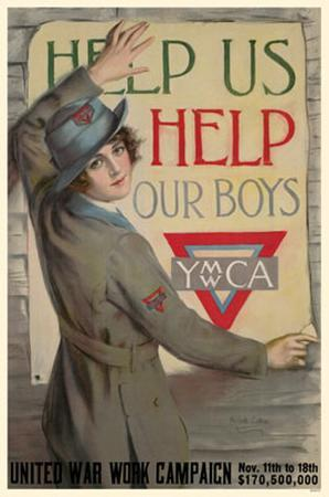 YWCA United War Work Campaign