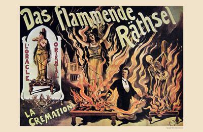 La Cremation, 1895