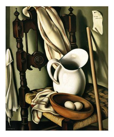 Still Life with Eggs, c.1941