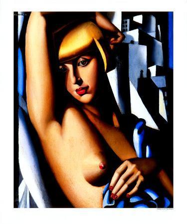 Portrait of Suzy Solidor, c.1933