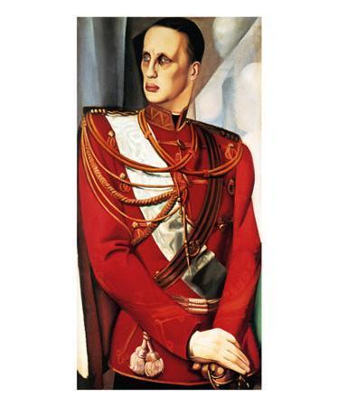 Portrait of Grand Duke Gabriel