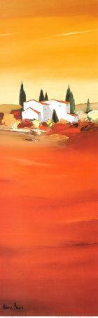 Tuscan Red I