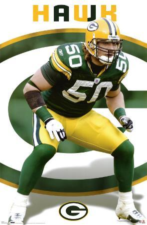 Green Bay Packers- AJ Hawkins