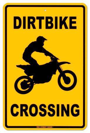 Dirtbike Crossing