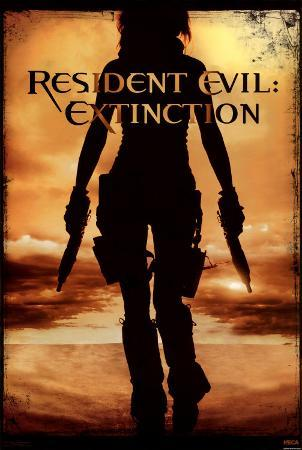 Resident Evil- Extinction