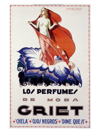 Griet, Los Perfumes de Moda