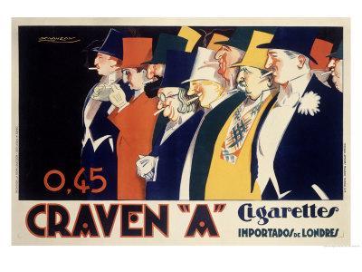 Craven A Cigarettes